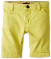 Little Marc Jacobs - 4 Pocket Bermuda Shorts (Toddler/Little Kids)