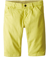 Little Marc Jacobs - 4 Pocket Bermuda Shorts (Big Kids)