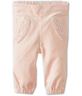 United Colors of Benetton Kids - Girls' Soft Velvet With Lace Pockets (Infant)