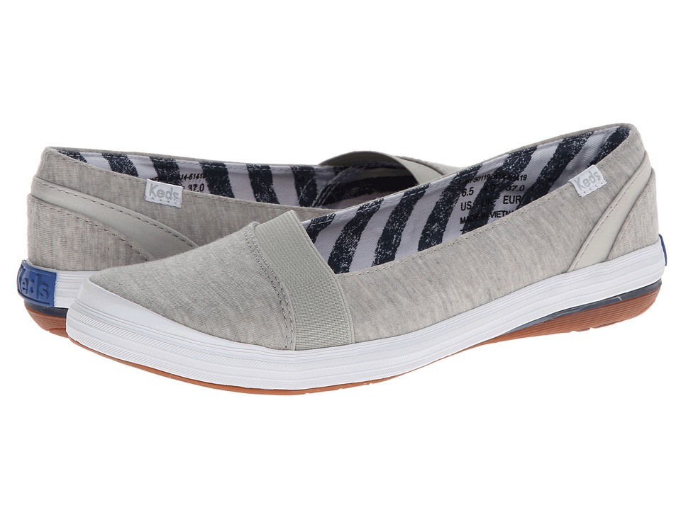 Keds Cali Slip On Grey Womens Shoes