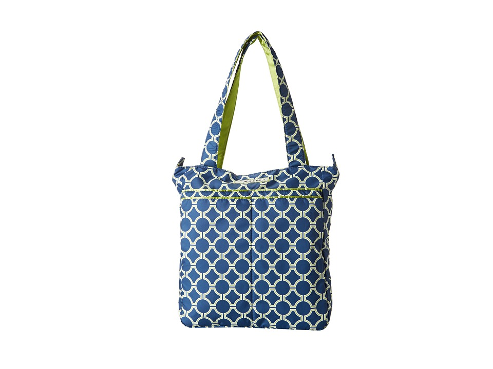Ju Ju Be Be Light Royal Envy Tote Handbags