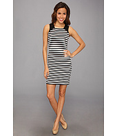 MICHAEL Michael Kors - Sleeveless Fulham Stripe Color Block Dress