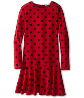 Dolce & Gabbana - Charmeuse Printed Dress (Big Kids)