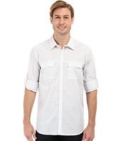 Calvin Klein - Modern Fit Slub Stripe L/S Sport Shirt