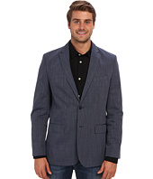 Calvin Klein - YD Slub Chambray Pickstitch Jacket
