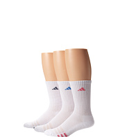adidas - Cushioned Variegated 3-Pair Crew Socks