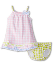 Biscotti - Little Picnic Dress & Panty Newborn (Newborn)