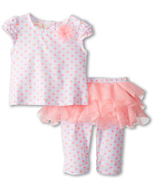 Biscotti - Little Cirque Top & Tutu Legging Newborn (Newborn)