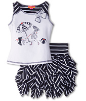 Kate Mack - Monte Carlo Tee Screen & Skirt (Little Kids)