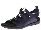 ECCO - Jab Toggle Sandal (Midnight/Marine) -