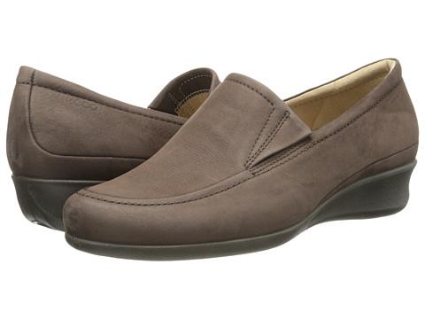 ECCO - Abelone Slip On (Coffee) - Footwear