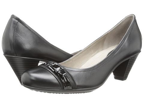 ECCO - Touch 50 Buckle (Black) - Footwear