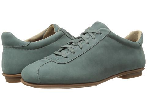ECCO - Osan Retro Sneaker (Green Gables) - Footwear