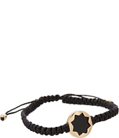 House of Harlow 1960 - Sunburst Macrame Bracelet
