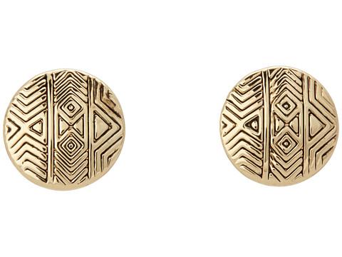 House of Harlow 1960 Tholos Mosaic Stud Earrings