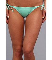 Volcom - Simply Solid Tie Side Flutter Back Bottom