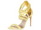 Burberry - Delabole (Bright Lemon Leather) - Footwear