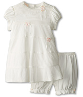 Biscotti - Dainty Baby Dress and Bloomer (Infant)