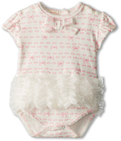 Biscotti - Bows for Baby One-Piece (Newborn)