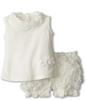 Biscotti - Rose Perfection Top and Bloomer (Infant)