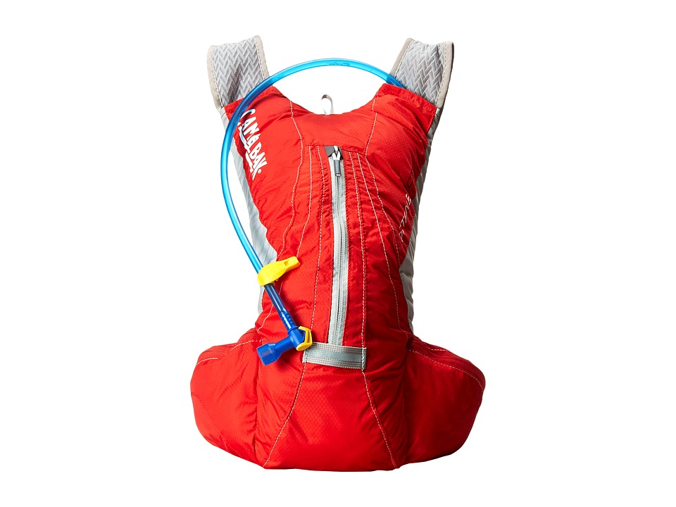 CamelBak Octane XCT 100 oz Engine Red/Silver Backpack Bags