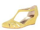 BC Footwear - Prepare For Landing (Yellow Suede) - Footwear