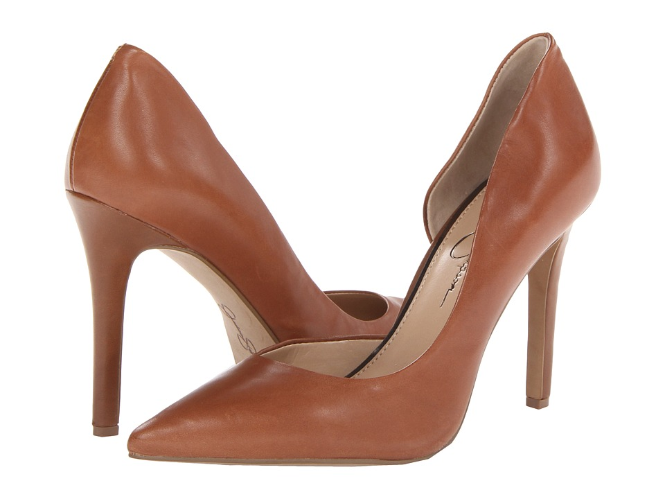 Jessica Simpson - Claudette (Burnt Umber) High Heels