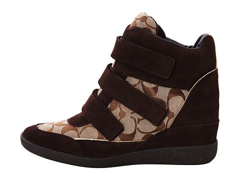 COACH Nell SKU: #8328162 蔻驰 内增高女鞋(尺码齐全)-奢品汇 | 海淘手表 | 腕表资讯