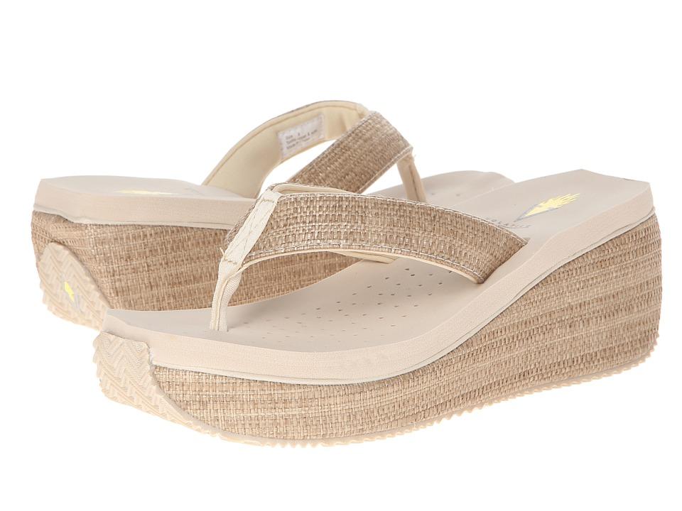 VOLATILE Bahama Bone Womens Sandals