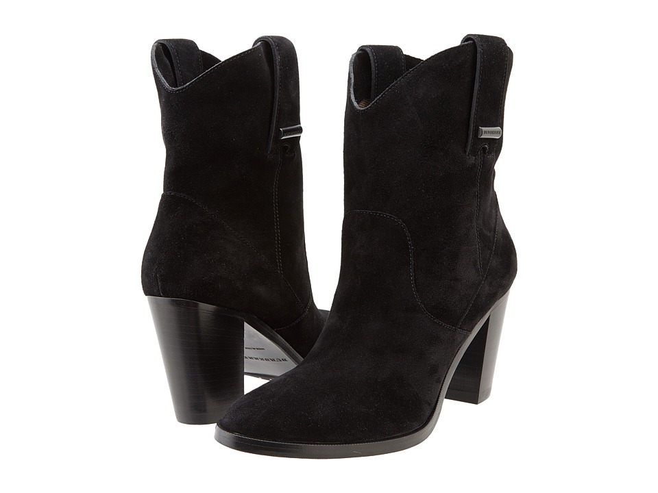 Burberry Renforth Black Womens Shoes