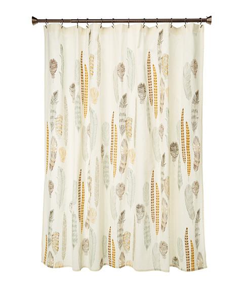 Danica Studio Shower Curtain Quill