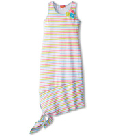 Kate Mack - Garden Stripe Dress Maxi (Big Kids)
