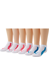 PUMA - Girls Non-Terry Low Cut 6-Pair Pack