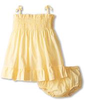Fendi Kids  Baby Girl Sundress With Bloomers (Infant)  image