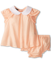 Fendi Kids - Baby Girl S/S Top With Collar And Bloomers (Infant)
