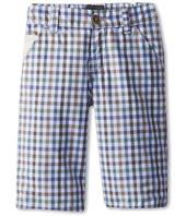 Fendi Kids  Check Shorts (Toddler)  image
