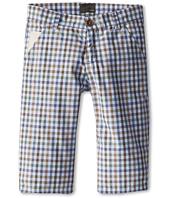 Fendi Kids  Check Shorts (Little Kids)  image