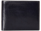 Bosca Old Leather Collection Executive ID Wallet (Navy)