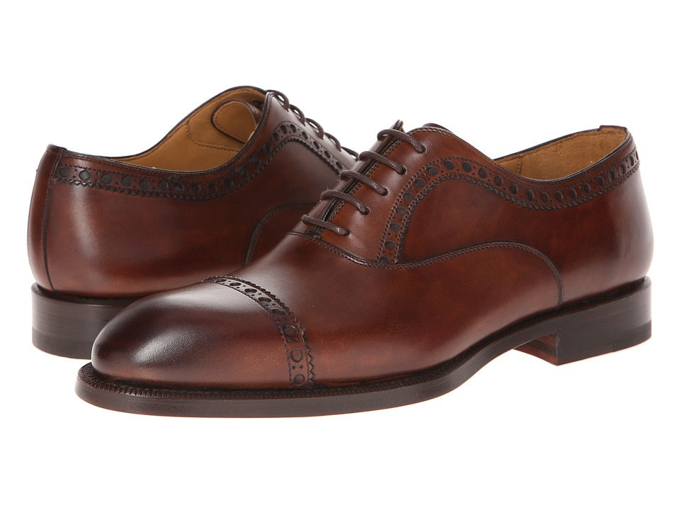 Magnanni - Luca (Mid-Brown) Men