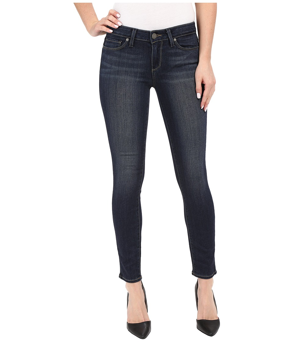Paige - Verdugo Ankle Transcend Denim in Nottingham (Nottingham) Womens Jeans