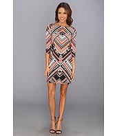 Vince Camuto - Printed Ponte Dress