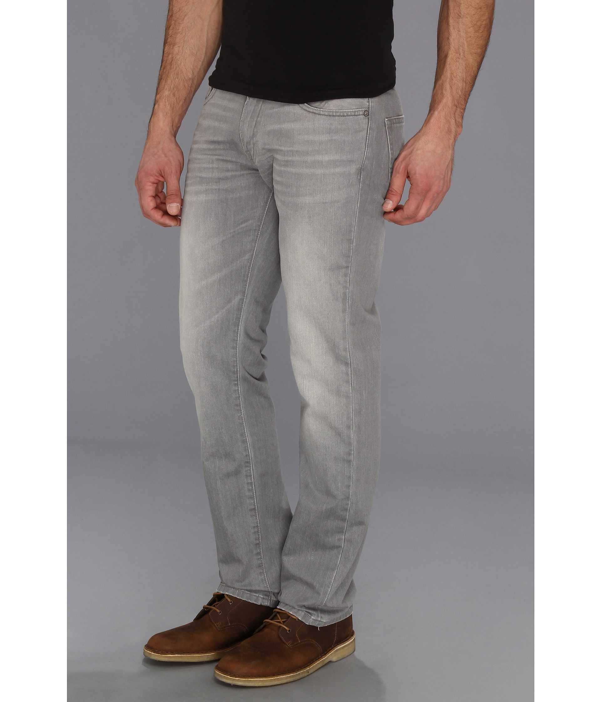 Lucky Brand 221 Original Straight 32 Sediment