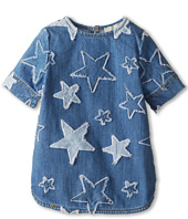 Stella McCartney Kids - Bess Girls S/S Star Denim Dress (Toddler/Little Kids/Big Kids)