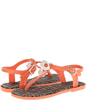 Fendi Kids - Girls Sandal With Block Beads (Little Kid/Big Kid)