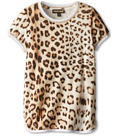 Roberto Cavalli Kids - S/S Print Tee (Toddler/Little Kids)