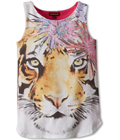 Roberto Cavalli Kids - Girls Tiger Colored Tank (Big Kids)