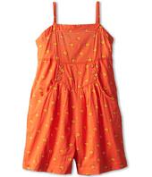 Stella McCartney Kids - Amber Floral Print Romper (Toddler/Little Kids/Big Kids)