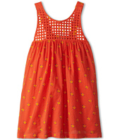 Stella McCartney Kids - Darcy Girls Sleeveless Floral Dress W (Toddler/Little Kids/Big Kids)