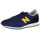 New Balance Classics CM620 Blue, Yellow Shoes