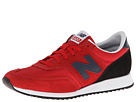 New Balance Classics CM620 Red Shoes